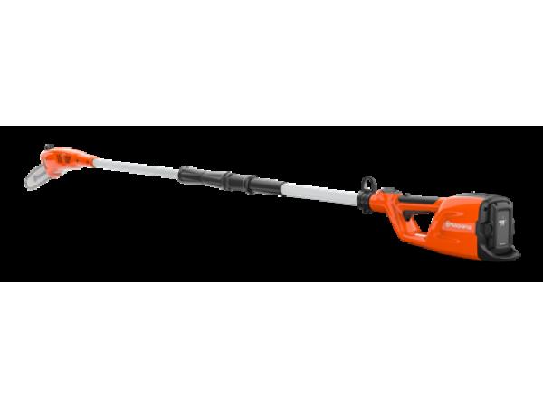 """Husqvarna  115iPT4 kompl.  25 cm; 3/8""""; 1,1mm; 4.1 kg; baterija Bli10 ir pakr.QC80; 275cm"""