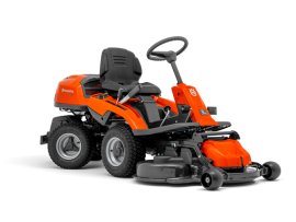 Husqvarna  R 216T AWD   B&S INTEK 7160; 9.9 kW; hidrostatas; be agregato; 2cil.; AWD be agregato.