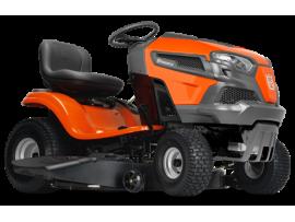 Husqvarna TS 142T  B&S Endurance 656 cc; 11.1 kW ; hidrostatas; 107 cm; 2 cil.