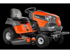 Husqvarna TS 242TXD     B&S Endurance 724 cc; 13.8 kW ; hidrostatas; 107 cm; 2 cil.; LED, Lux sėdynė