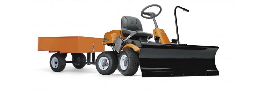 Traktoriukų priedai (0)